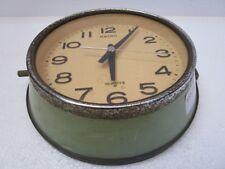 SEIKO Marine SHIP'S WALL Clock - JAPAN -  SHIP'S 100% ORIGINAL (958)