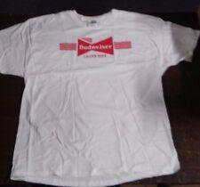 "Budweiser Lager Beer T-Shirt X Large ""Vintage"", New in Sealed Bag"