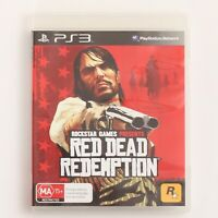 Red Dead Redemption for Sony PlayStation 3 (PS3 Game) [PAL]