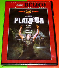 PLATOON English Español Français Deutsch DVD R2 Precintada