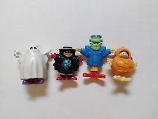 1995 Halloween McDonald Land Set Grimmace Birdie Hamburglar Ronald w/ Costumes