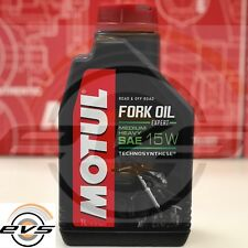 OLIO FORCELLE AMMORTIZZATORI MOTUL FORK OIL EXPERT SAE 15W MEDIUM-HEAVY MOTO 1LT