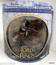 New Line Cinema Lord of the Rings Battle Scale figure Gondorian Horseman Armies