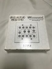 Russound Plate Mate Htp-1 Brand New Home Theater Plate White Free Shipping