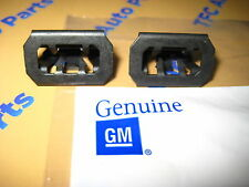 2 Chevy GMC Front Grille Retainer Clip OEM Genuine GM  Set of 2