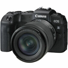 Canon EOS RP Mirrorless Digital Camera with 24-105mm f/4-7.1 Lens Kit- Black...