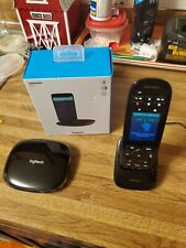 Logitech Harmony Touch Universal Remote with Color Touchscreen - Harmony hub