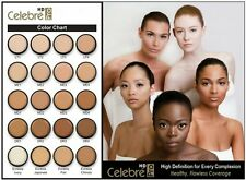 Mehron Celebre Pro HD Cream Foundation - Runway,Photography, Bridal Makeup,VEGAN