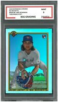 2020 Bowman Chrome ~ #90B-BB ~ BO BICHETTE ~ BSG Graded 9 MINT