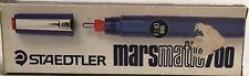 Staedtler Mars Vintage Marsmatic 700 Technical Pen (700 100)
