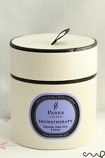 Parks Candle Camomile Violet Orris Honey Aromatherapy London Natural Wax Gift