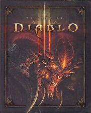 Blizzard Entertainment ART OF DIABLO III cinematics