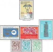 Belgien 1989,1990,1991,2006, 2010-2012 (kompl.Ausg.) postfrisch 1979 Handelskamm