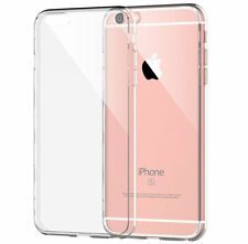 Ultra Thin Clear Crystal Rubber TPU Soft Case Cover For 5.5 iPhone 6 6s Plus USA