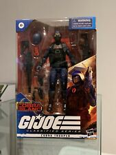 Hasbro GI JOE Classified Series Cobra Trooper Action Figure In Hand