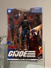 Hasbro GI JOE Classified Series Cobra Trooper Action Figure In Hand