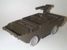 MARX 1950'S US ARMY TRAINING CENTER ARMY AMPHIBIOUS DUWK  GRAY WHEELS HP NMINT