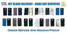 Ricambio Samsung Galaxy S7 & S7 EDGE POSTERIORE VETRO Cover della batteria