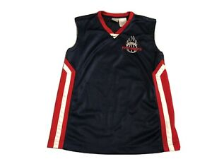 Nike Hoops Embroidered Basketball Jersey Youth Large 14-16