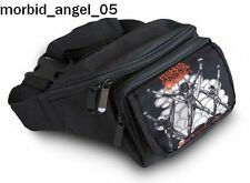 MORBID ANGEL BAG T-BONE WALLET OBITUARY DEATH POSSESSED CANNIBAL CORPSE DEICIDE