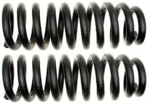 2 HD Coil Springs MOOG FRONT Constant Rate REPLACE FORD OEM # 8L3Z5310A