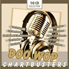 The Drifters - Doo Wop Chartbusters [CD]