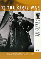 American Heritage - The Civil War - A Nation Divided - DVD