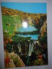 Cartolina Plitvicka Jezera Jugoslavija 1975 (ps1085)