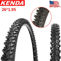 KENDA Clincher Tire 26*1.95 inch Thicken 65PSI Mountain MTB Bike Cyclocross Tyre