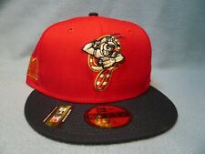 New Era 59fifty Greensboro Grasshoppers July 4th BRAND NEW Fitted cap hat