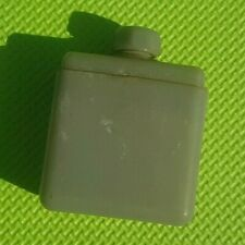 original WW2 CANADA BRITISH BREN GUN oiler can bottle IVORY  plastic