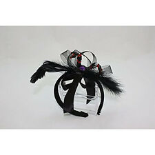 Jeweled Spider Headband, Halloween, Costume, Headband, Black