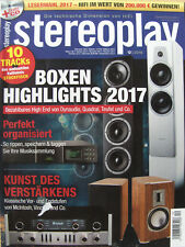 Stereoplay 12/16 Sumiko Pearl, Onkyo TX-L20 D, Vincent SP-20, Quadral Galan 9