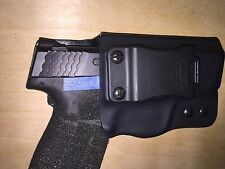 IWB Holster for S&W M&P Shield 45 - Adjustable Retention - 0 Deg Cant