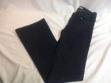 J BRAND Pencil Leg Jeans in Pure Dark Wash Bell Bottom Sz. 28  Cut 5329