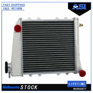 2Row Aluminium Radiator For Austin Rover Mini Cooper 850 1000 1100 1275 59-91 Mt