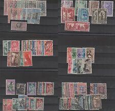 Francobolli Collezione Regno Usati Prima Parte ++++