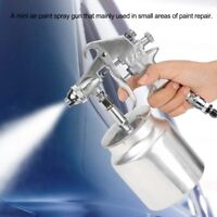 Gravity / Suction Feeding Mode Air Paint Spray Gun Pneumatic Tool Good