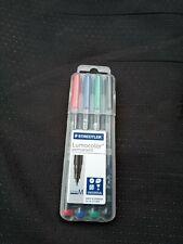 Staedtler 1.0 mm lumocolor permanent