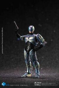 HIYA Toys SDCC 2021 Robocop 2 Ltd Ed Robert Cop 1/18 Figure New & Sealed - UK