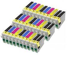 SET 30 CARTUCHOS COMPATIBLES NON-OEM Epson SX100 SX-100 711 891 T0891 T0711 OK