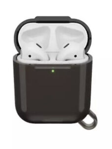 OtterBox Ispra Protective Case for Apple AirPods 1/2 - Black NEW AUTHENTIC