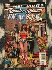 DC Comics Brave and the Bold # 33 Batgirl Joker Killing Joke Wonder Woman