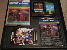 Beauty & the Beast (Intellivision, 1982) COMPLETE