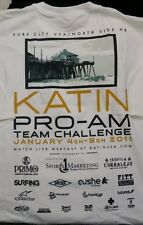 2011 Katin Team Challenge Unused Contest Tee XXL Super Rare!