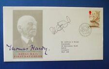 1990 Thomas Hardy primo giorno di copertina firmata da Felicity Kendal [ La Vita Felice ]