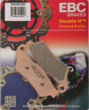 EBC Double-H Sintered Brake Pads Front Rear FA181HH 61-1182 1721-0939 15-181H