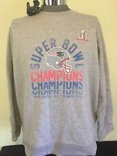 New England Patriots Super Champions Sweatshirt-NWT