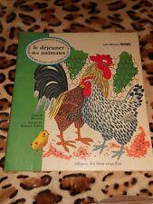 MARIELLE, SCARRY Richard : Le déjeuner des animaux - Deux coqs d'or, 1971