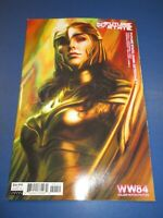 Future State Dark Detective #1 Batman Wonder Woman 84 Variant NM Gem